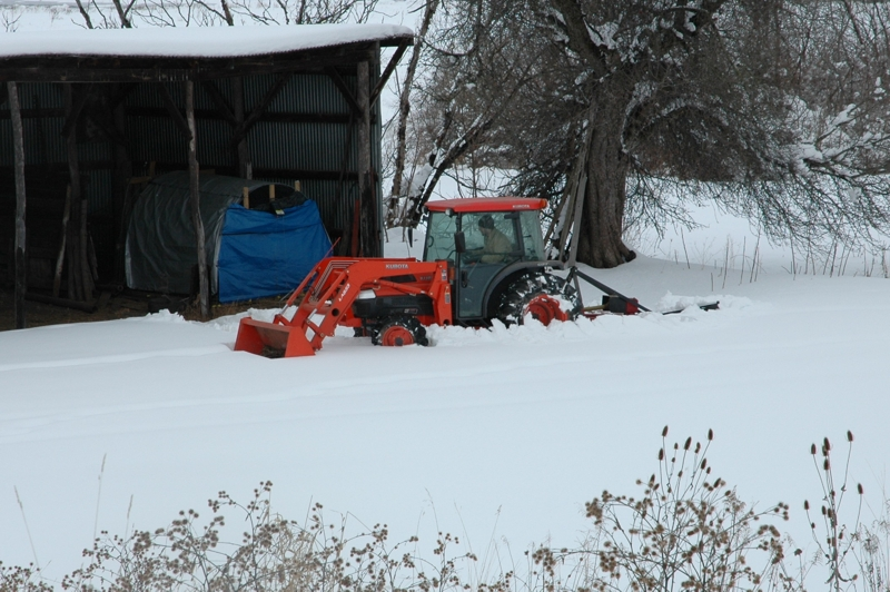 Revving Up the Kubota